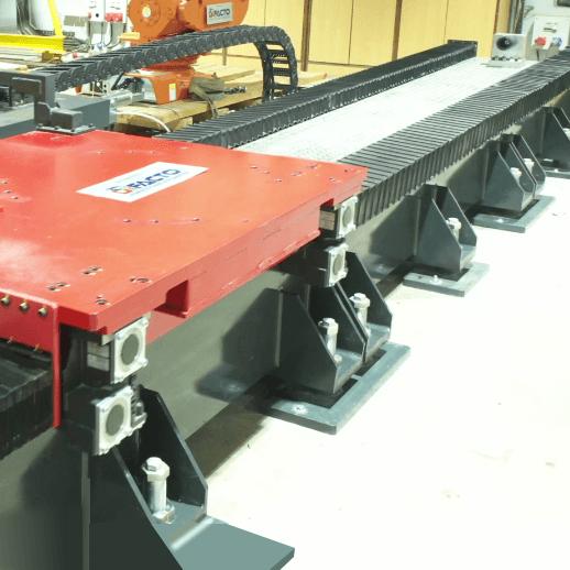 Servo Track